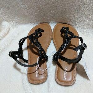 d9a7a19391ef Merona Shoes - Women s Jana Quarter Strap Sandals Size 7.5 Wide
